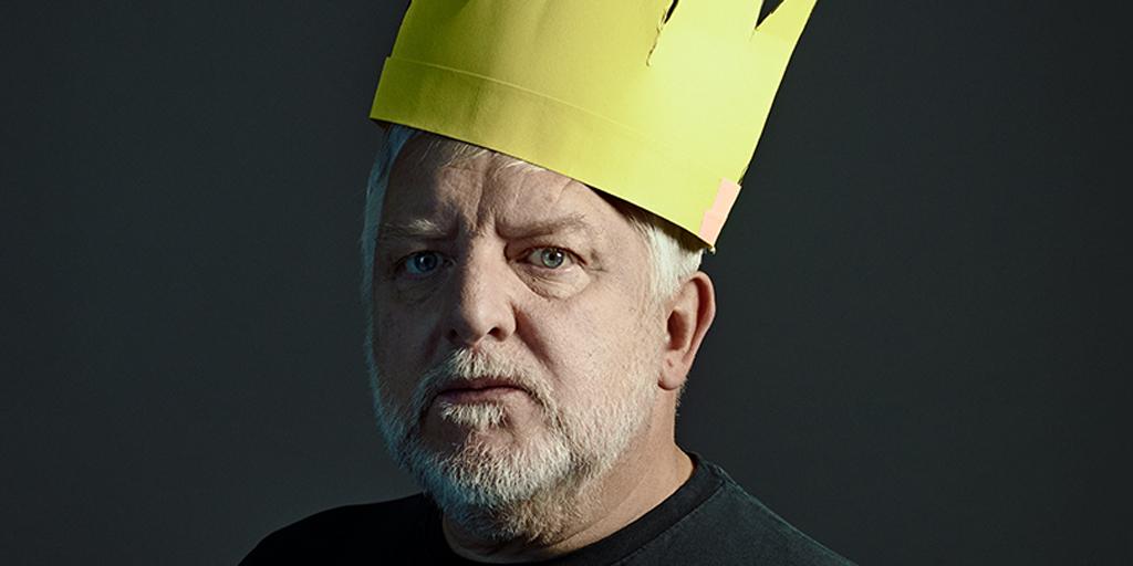 Beale as King Richard