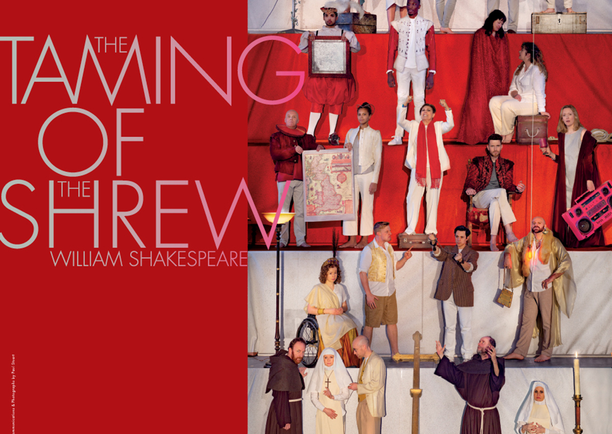 Taming of the Shrew lead image